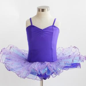 Purple & Blue Tutu