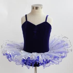 Purple Velvet Tutu