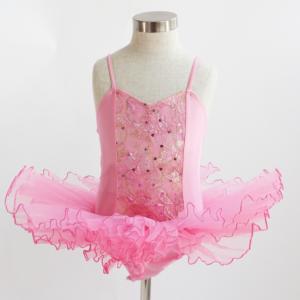 Pink & Gold Glitter Tutu